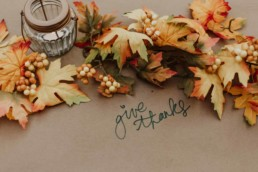 Five Ways Thankfulness Can Change Your Life
