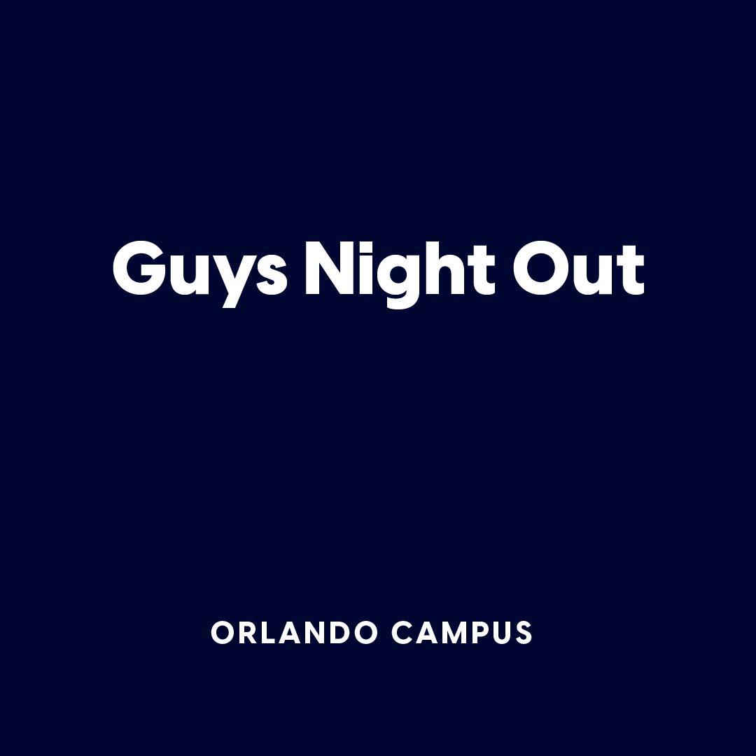 Orlando Guys Night Out