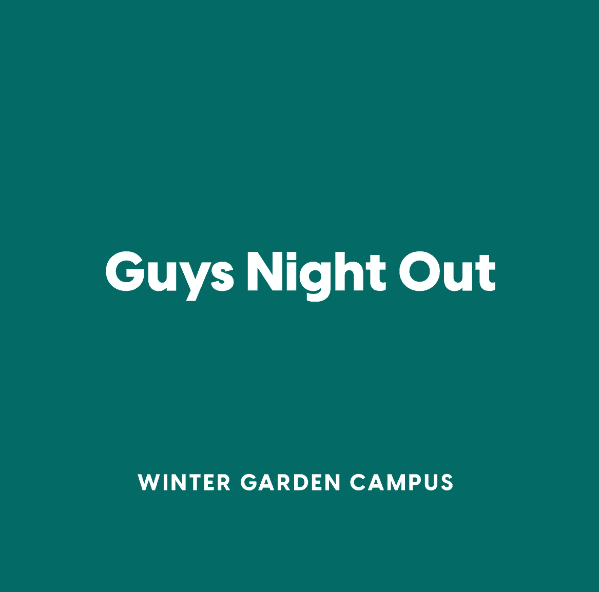 Winter Garden Girls Night Out – Pool Party