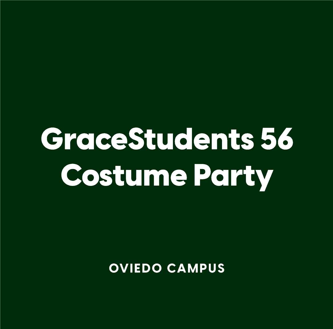 Oviedo GraceStudents 56 Costume Party