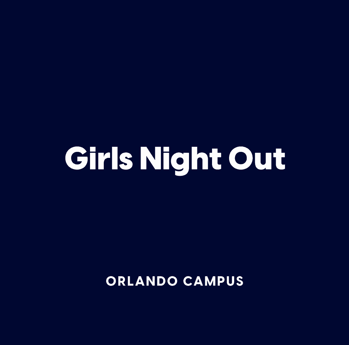 Orlando Girls Night Out