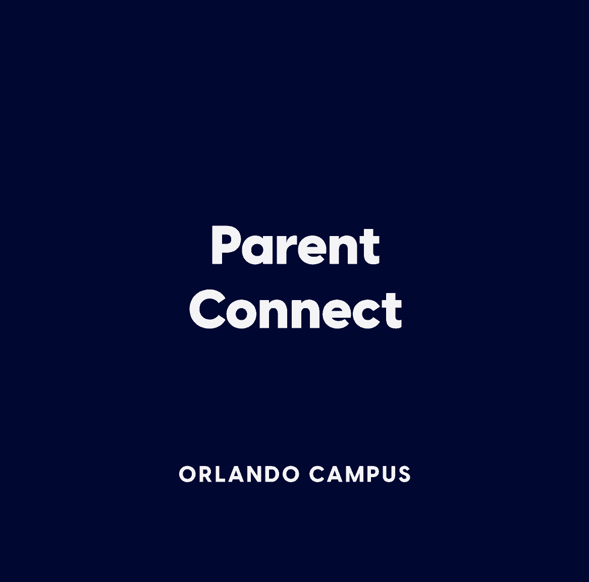 Orlando Parent Connect